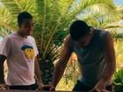 Ronald publica vídeo divertido dançando reggae com o pai, Ronaldo