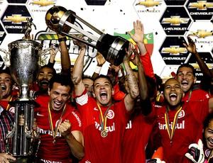 D´Alessandro Internacional campeão gaucho (Foto: Wesley Santos / Agência PressDigital)
