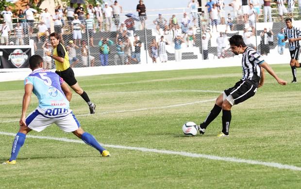 Treze x Atlético-PB - campeonato paraibano (Foto: Magnus Menezes / Jornal da Paraíba)