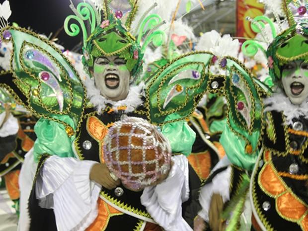 Bloco Tradicional Os Apaixonados será uma das atrações na última concentração do Bloco da Imprensa em São Luís (MA) (Foto: Divulgação/Joel Jacinto)