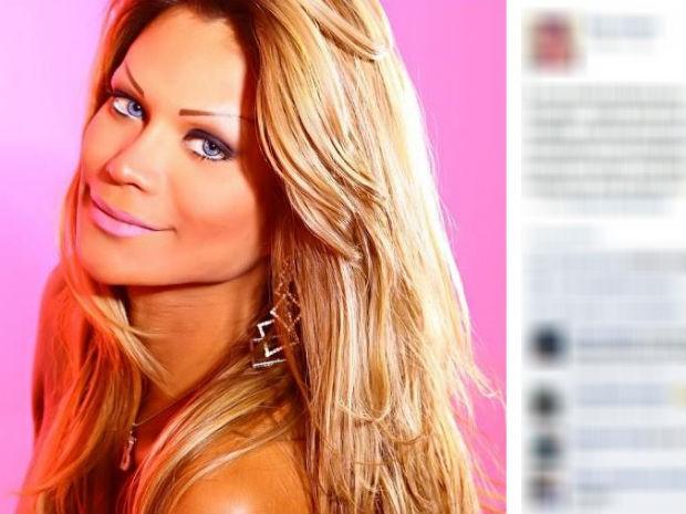 Bruna Dutra morava em Curitiba há cerca de oito anos (Foto: Reprodução/Facebook)