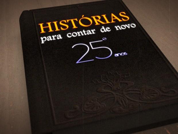 TV Rio Sul exibe série de reportagens em comemoração aos 25 anos (Foto: Arte/TV Rio Sul)