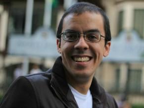 João Guilherme Lacerda: Globo Ecologia (Foto: Divulgação/Ian Thomaz Puech)