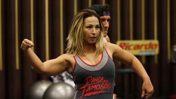 Mulheres ensaiam funk na 'Dança dos Famosos'; confira   (Divulgação)
