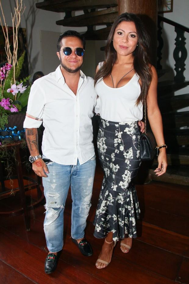 Thammy Miranda e Andressa Ferreira (Foto: Manuela Scarpa/Brazil News)
