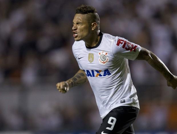 Guerrero gol Corinthians x Tijuana (Foto: EFE)