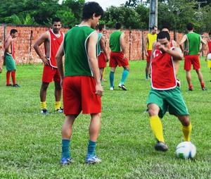 Galvez treino (Foto: Quésia Melo)
