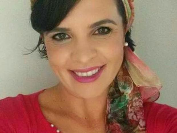 Francesca criou um projeto Laços de Amizade para ajudar mulheres com câncer (Foto: Francesca/Arquivo Pessoal)