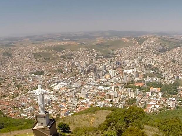 vídeo Poços de Caldas festival internacional (Foto: Divulgação/Gramofone e Drone Vision)