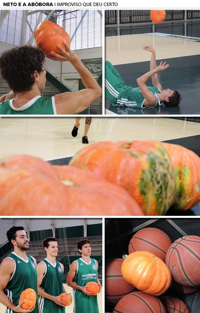 neto abobora basquete (Foto: Marcos Guerra)