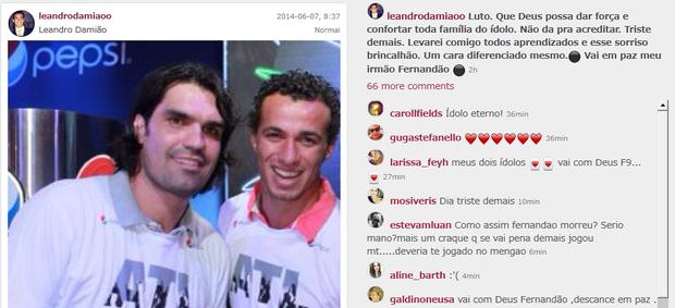 Fernandão Leandro Damião