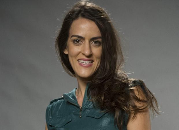 Luciana Paes (Foto: Divulgação/TV Globo)
