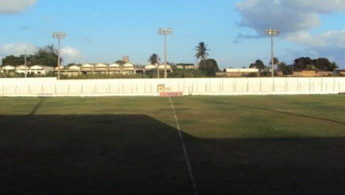 Estádio Paulo Petribu, Carpina (Foto: José Mailson / Carpina Esportes)