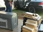 Polícia prende suspeitos de tráfico de drogas e adulteração de carros, no PR