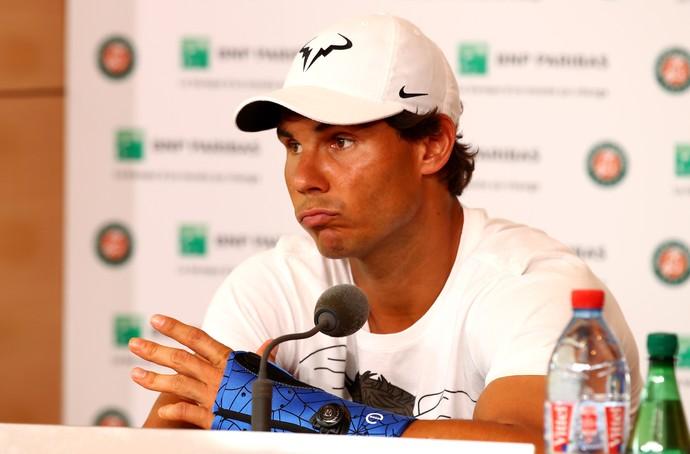 Rafael Nadal, Roland Garros, tênis (Foto: Getty Images)
