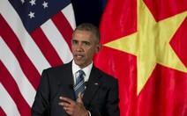 Obama em visita ao Vietnã