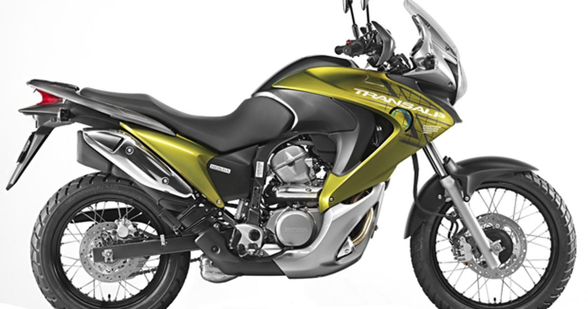 Auto Esporte Honda Reduz Pre 231 O Da Transalp Para R 29 990
