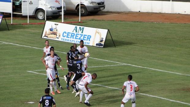 Comercial x Capivariano (Foto: Divulgação / Comercial FC)