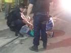 Homem é preso suspeito de furtar desodorantes em mercado de Cacoal