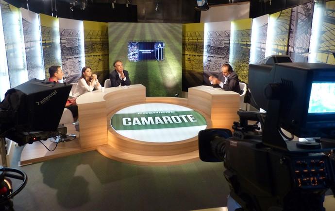 Alexandre Kalil programa Premiere Camarote (Foto: Gabriel Branco)