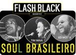 Teatro do Paiol recebe apresentação 'Soul Brasileiro' nesta terça-feira