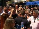Após derrota, Freixo diz que Crivella não pode tratar o Rio como 'templo'