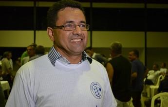 'Se River-SE sair, vamos brigar pelas vagas', diz presidente do Confiança