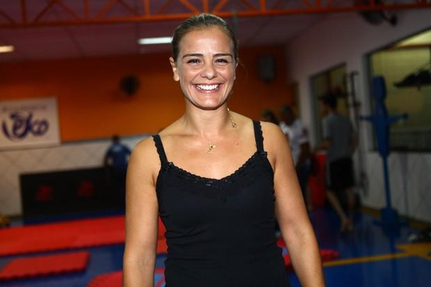 Milene Domingues (Foto: Iwi Onodera / EGO)