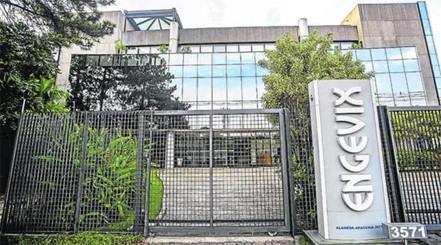 Sede do grupo Engevix, em Barueri: dos 20 mil funcionários, restaram 3 mil (Foto: Estadão Conteúdo)
