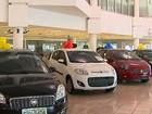 Venda de veículos cai 17,22% em outubro, segundo Fenabrave