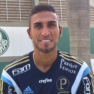 Rafael Marques Palmeiras Seleção SporTV (Foto: Alessandro Jodar)