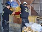Polícia Federal incinera drogas em fábrica de cimento de SE