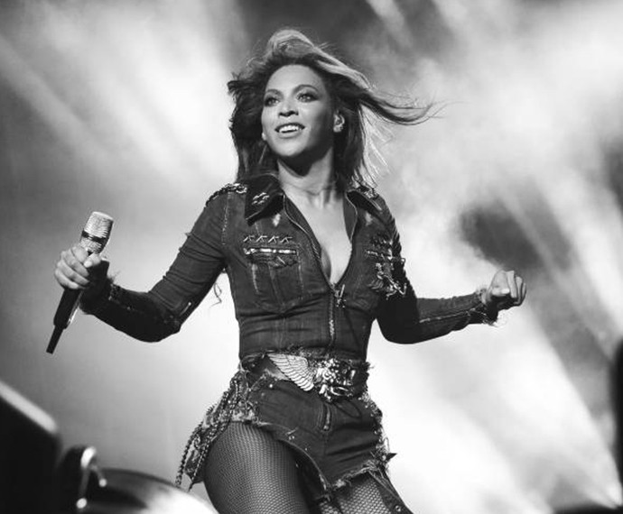 Beyonce escreveu uma música em homenagem ao seu pai, Mathew (Foto: Divulgação)
