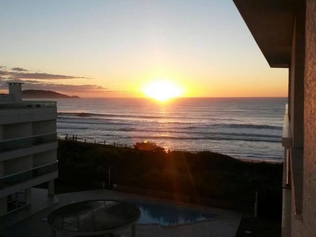 Sol deve predominar nesta quarta-feira (1) em SC (Foto: Leonardo Boldrini/Divulgação)