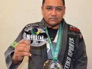 Paulo Eduardo da Silva foi assassinado a tiros em Araras (Foto: Reprodução)