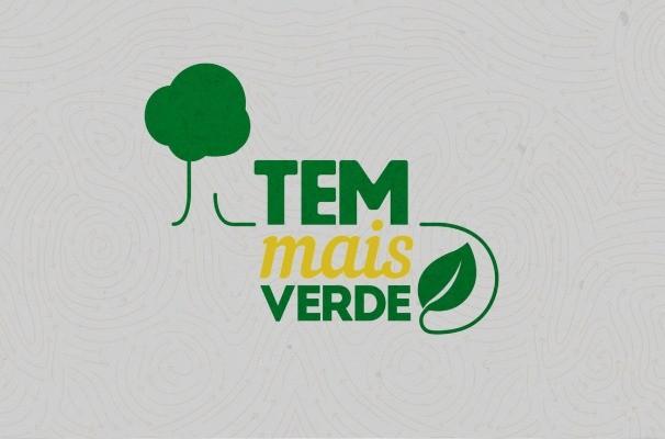 Logotipo Tem Mais Verde 606x400 (Foto: Reprodução/TV TEM)