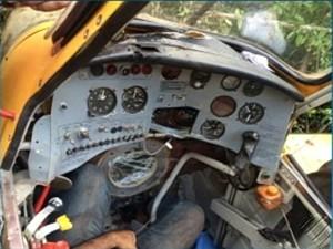 piloto acidente avião pará (Foto: Reprodução/TV Liberal)
