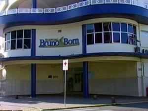 Hospital Bruno Born Lajeado troca de corpo RS  (Foto: Reprodução/RBSTV)