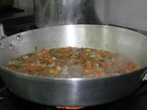 Molho é toque especial de prato (Foto: Suelen Gonçalves/ G1 AM)