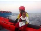 Tempo bom na Europa favorece embarque de imigrantes ilegais