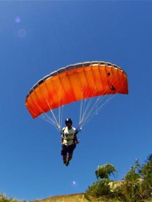 Sandro Cardoso Speedfly (Foto: Arquivo pessoal)