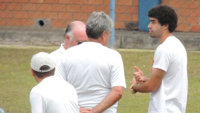 Bruno Mendes Avaí (Foto: Diego Madruga)