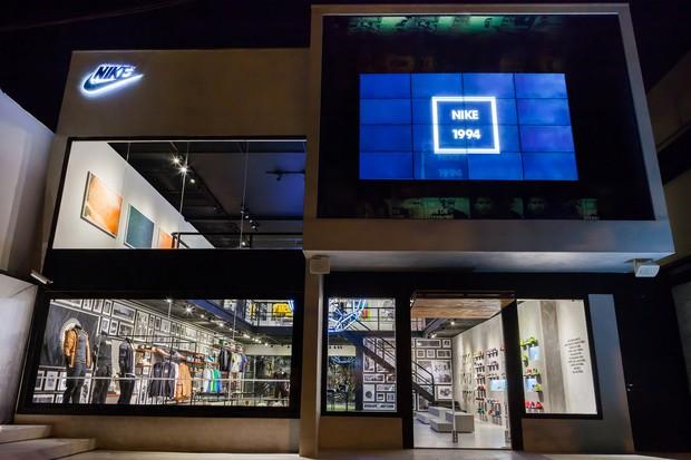 bd30f50d597 Nike abre pop-up store em São Paulo - GQ