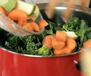 Vegetais ao curry: receita da Bela Gil