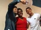 Marcelo e Thiago Silva se divertem com humorístico após fiasco na Copa