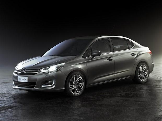 Citroën C4 L será produzido no Mercosul (Foto: Divulgação)
