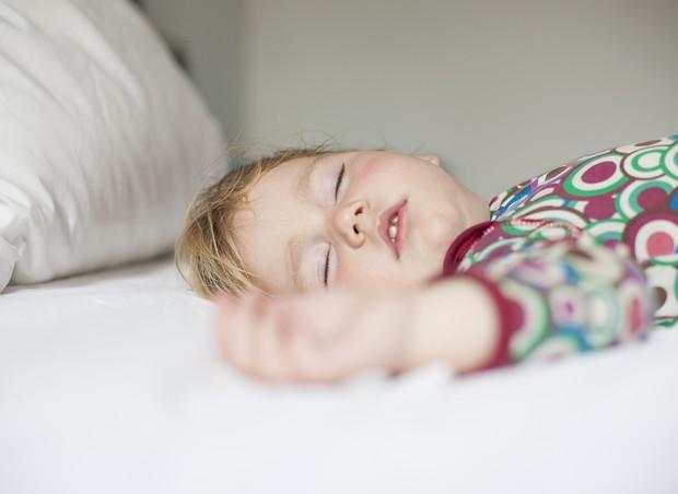 O sono do bebê nos primeiros cinco anos influencia no futuro (Foto: Thinkstock)