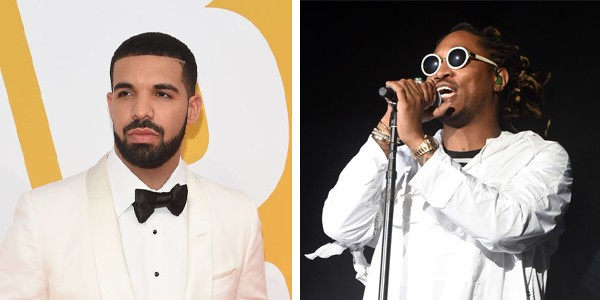 Drake e The Future (Foto:  )