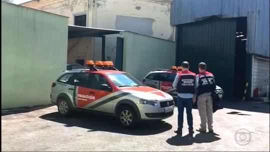 Irmãos são presos em MG suspeitos de sonegar cerca de R$ 100 milhões