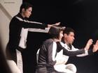 Teatro Popular de Rio das Ostras, RJ, recebe espetáculo 'O Pulo'